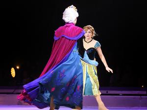 ディズニー・オン・アイス アナと雪の女王
