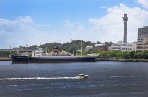 横浜市港湾局「パトロール艇01」