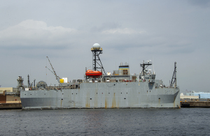 USNS IMPECCABLE T-AGOS-23 (インベッカブル)