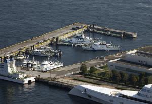 海上保安庁の巡視艇「PC35 いそづき」