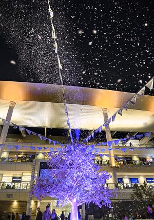 XMAS SNOW MAGIC TOWN