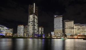 TOWERS Milight 2019~ みなとみらい21 オフィス全館ライトアップ