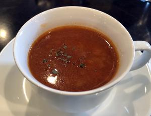 旬の季節の野菜スープ(ミネストローネ)