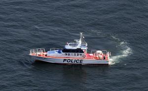 神奈川県警の警備艇「神2 あしがら」