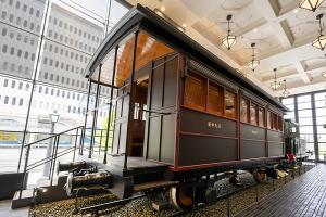110形蒸気機関車
