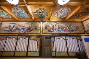 百段階段「漁礁の間」 ホテル雅叙園東京