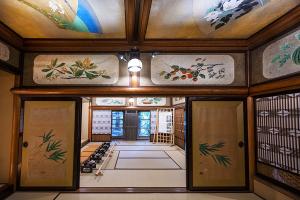 百段階段「星光の間」 ホテル雅叙園東京