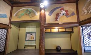 百段階段「清方の間」 ホテル雅叙園東京