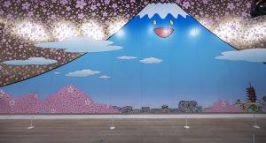 チェリーブロッサム フジヤマ JAPAN