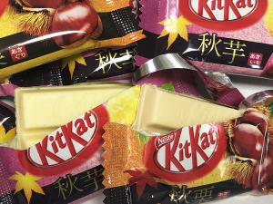 KitKat 秋栗・秋芋