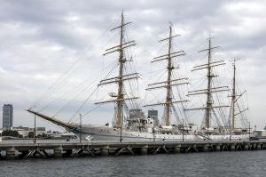 帆船・海王丸