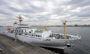 海技教育機構の航海練習船・大成丸