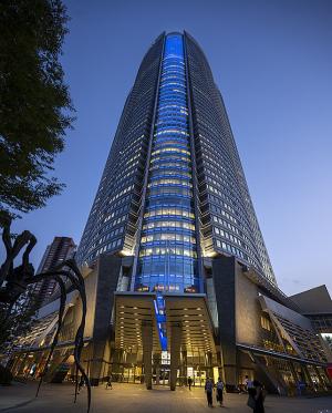 六本木ヒルズ・森タワー