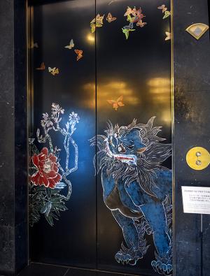 ホテル雅叙園東京 百段階段