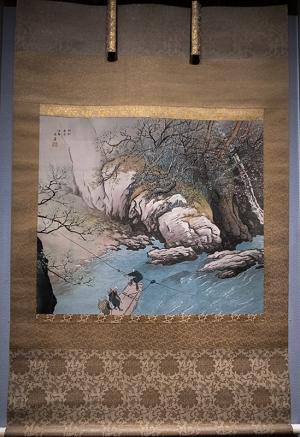 川合玉堂 《春風春水》