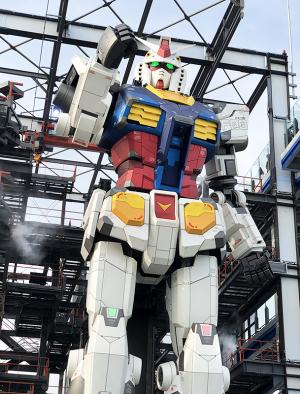 GUNDAM FACTORY YOKOHAMA(ガンダムファクトリー横浜)