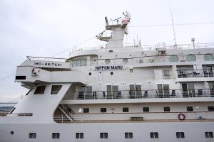 クルーズ客船「にっぽん丸」