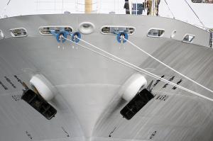 海技教育機構の練習船「青雲丸」