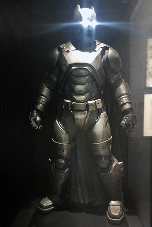 DC展 スーパーヒーローの誕生