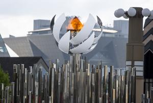 東京2020 オリンピック・パラリンピック競技大会聖火台