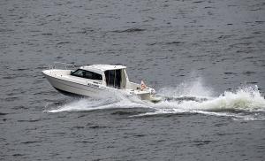 横浜市港湾局「パトロール艇 02」