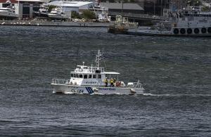 海上保安庁・第十管区海上保安本部・熊本海上保安部の巡視艇「CL124 ひごかぜ」