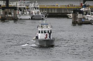 海上保安庁の巡視艇「CL109 のげかぜ」