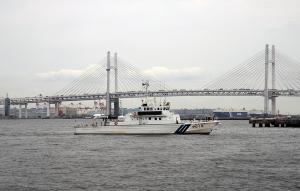 海上保安庁巡視艇「PC 16 はまなみ」
