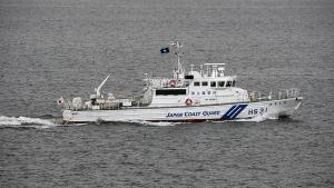 海上保安庁・海洋情報部の測量船「HS 31 はましお」
